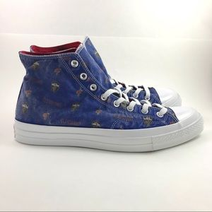 New Mens Converse Chuck Taylor Cavaliers Size 12
